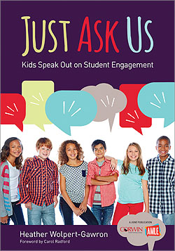 Just Ask Us: Kids Speak Out on Student Engagement